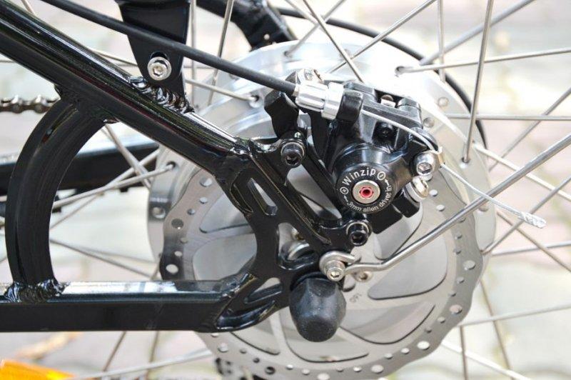 Электровелосипед Eltreco Ultra EX Plus 500W (2013)-2