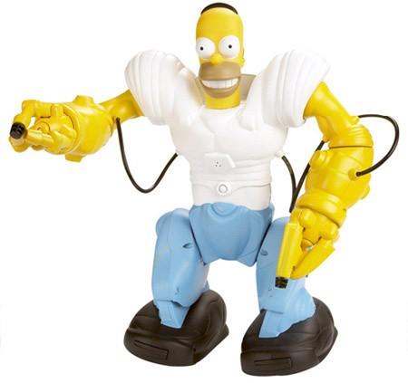 Робот Симпсон Гомер-4