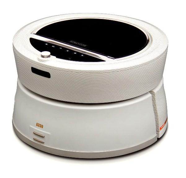 «Умный» робот для очистки  воздуха-2