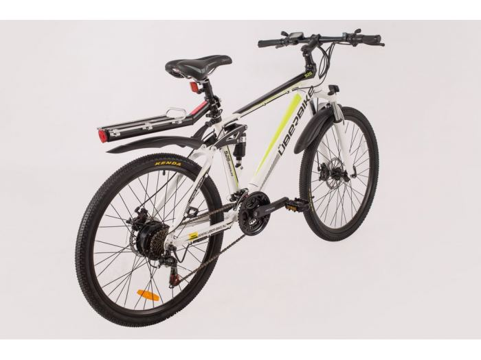 Электровелосипед Volteco UBERBIKE S26 350W-4
