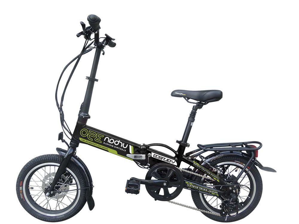 Электровелосипед Volteco Urban 350-3