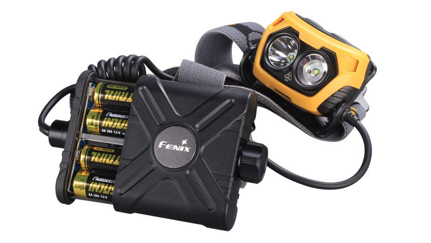 Налобный фонарь Fenix HP25-2