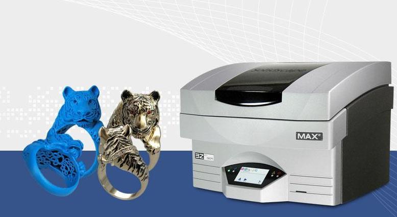 3D принтер Solidscape 3Z MAX2-3