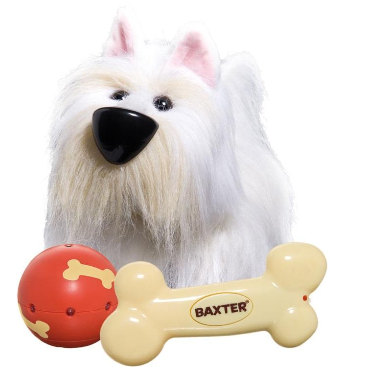 Интерактивная собака Бакстер-1