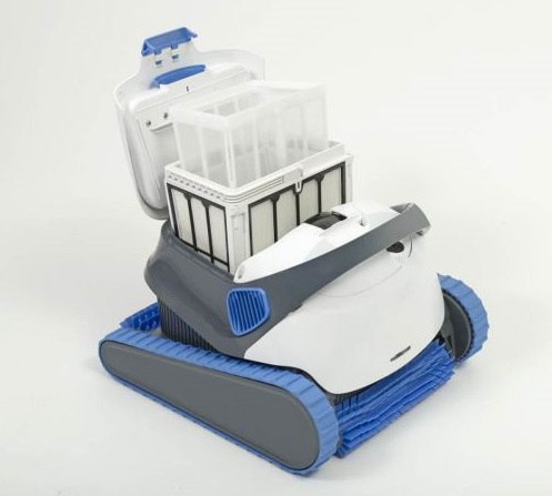 Робот для бассейна Dolphin S300i-4