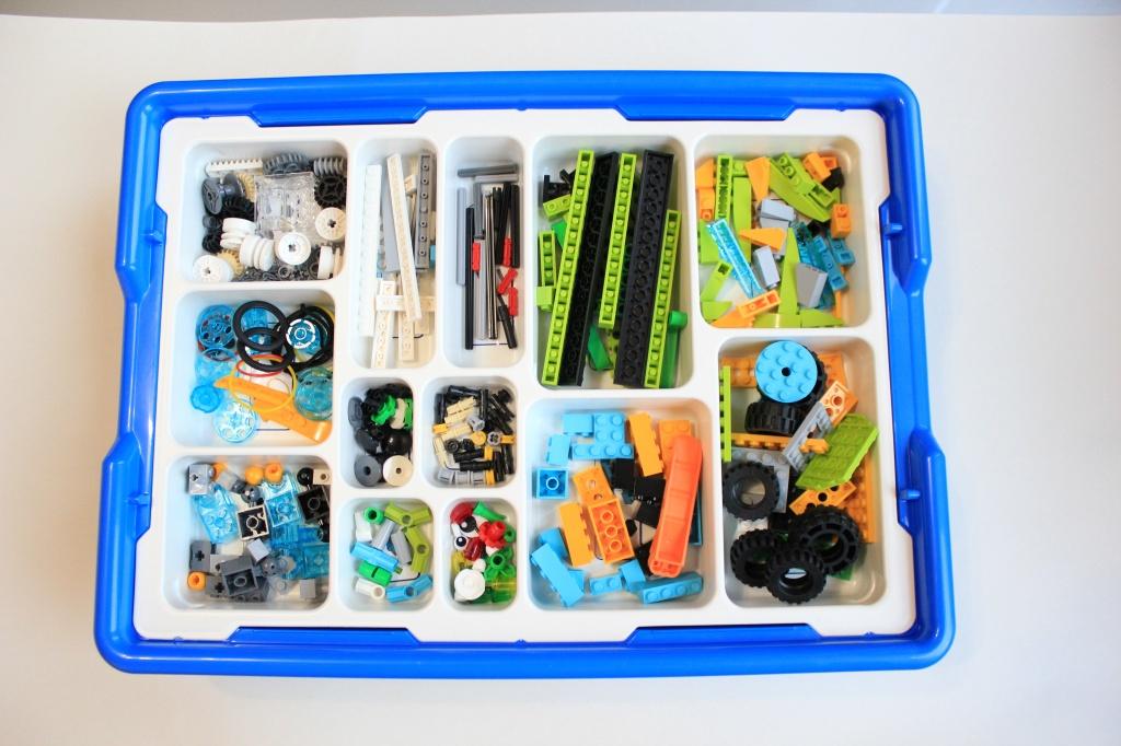 Базовый набор LEGO Education WeDo 2.0-9