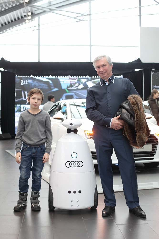 Робот для праздников и выставок (Rbot)-27