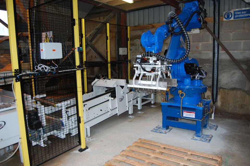 Промышленный робот Motoman ES165D-100-1