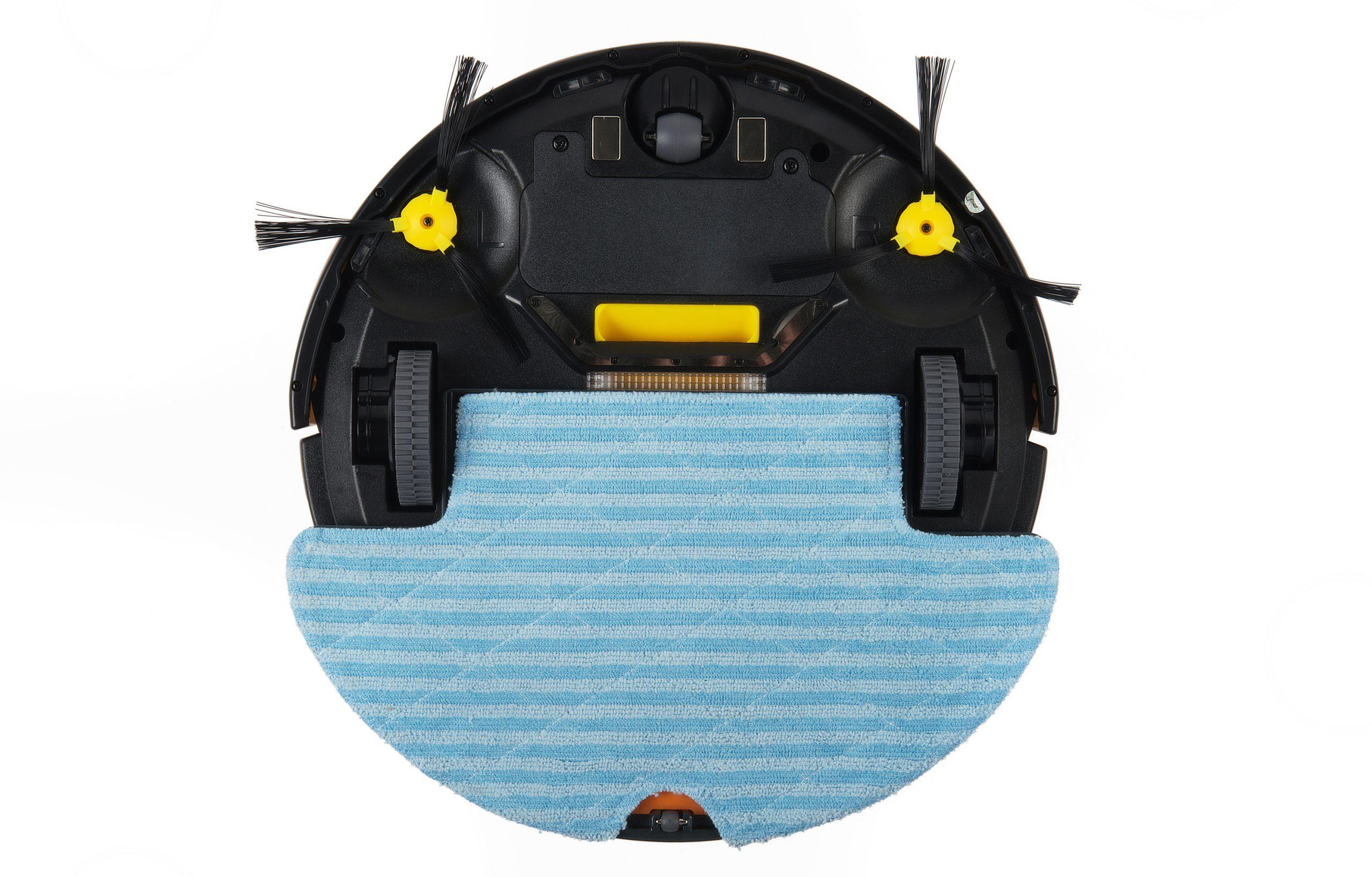 Робот-пылесос Panda X1 Black-4