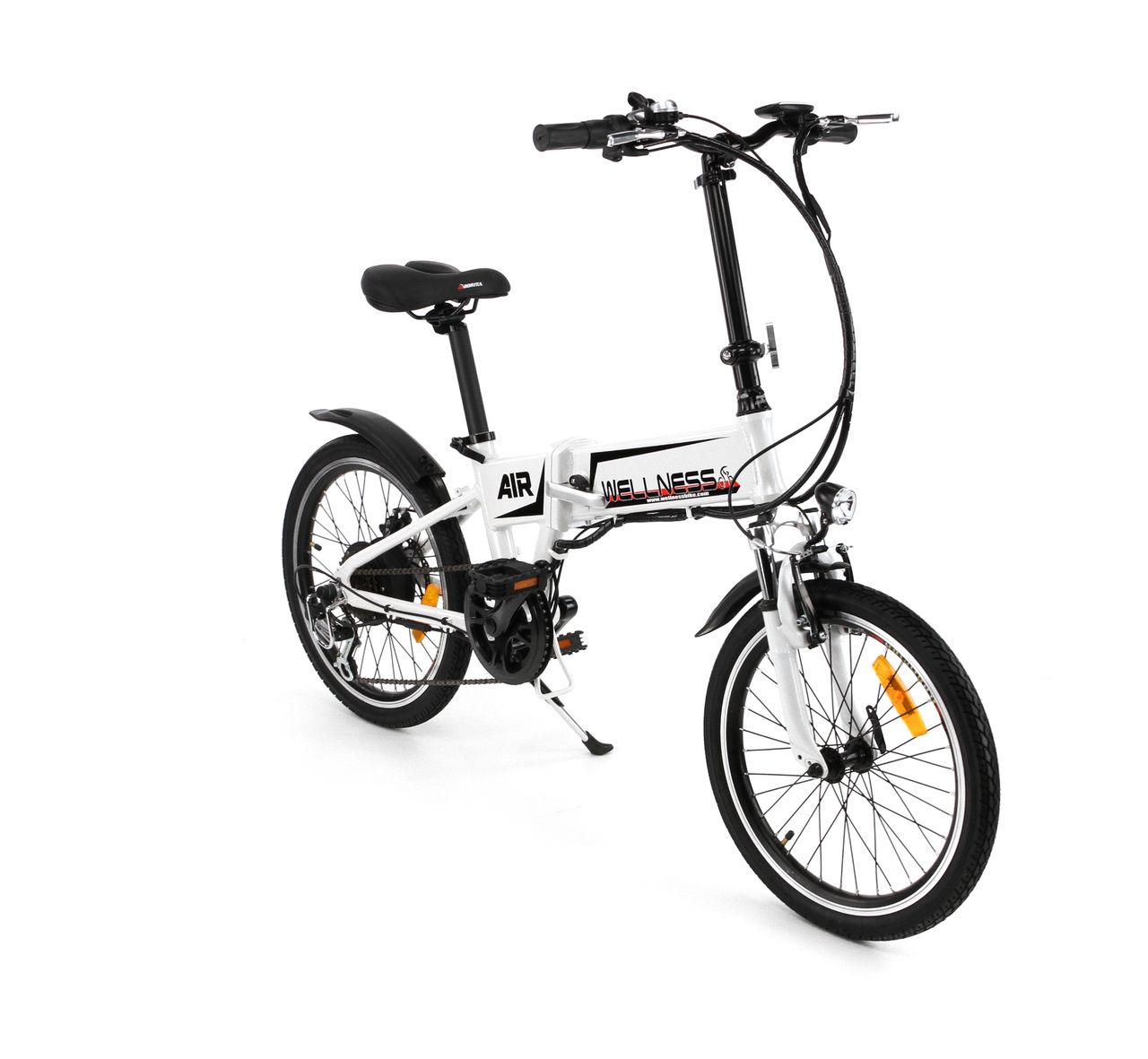 Электровелосипед WELLNESS Air 350-2
