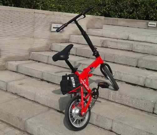 Электровелосипед Volteco FREEGO-4