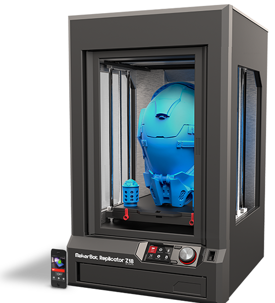 3D принтер MakerBot Replicator Z18-3