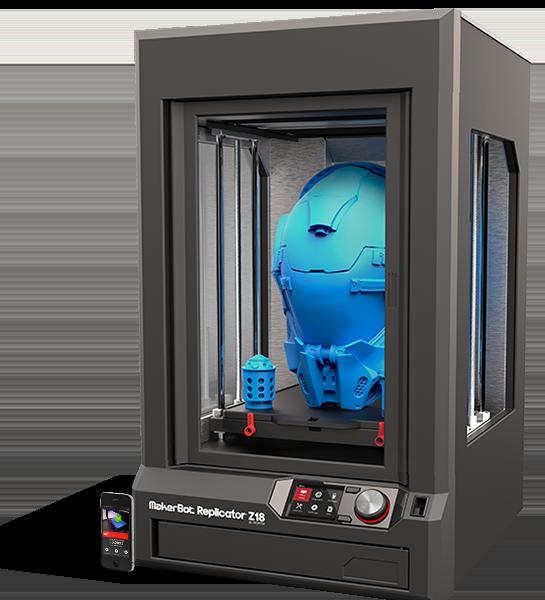 3D принтер MakerBot Replicator Z18-3