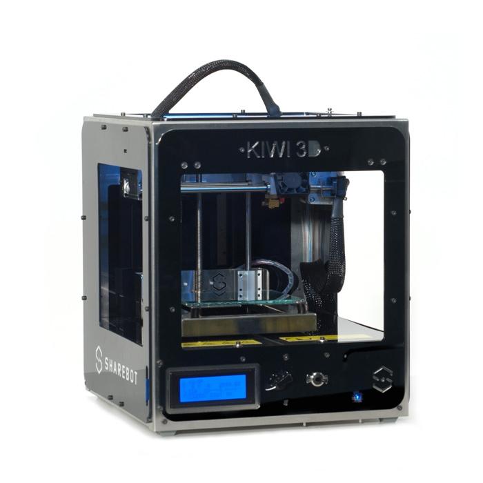 3D принтер ShareBot Kiwi — 3D-2