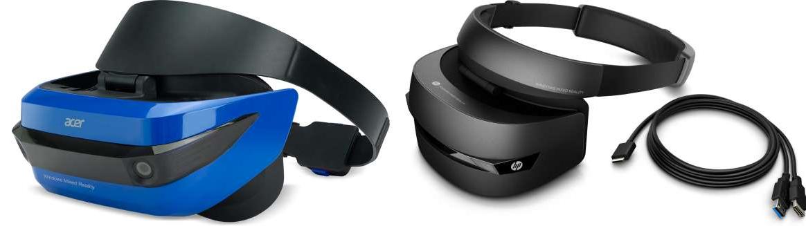 Очки виртуальной реальности Acer Windows Mixed Reality Headset-5