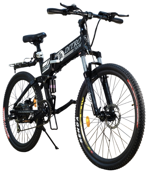 Электровелосипед Volteco Intro 500W-2