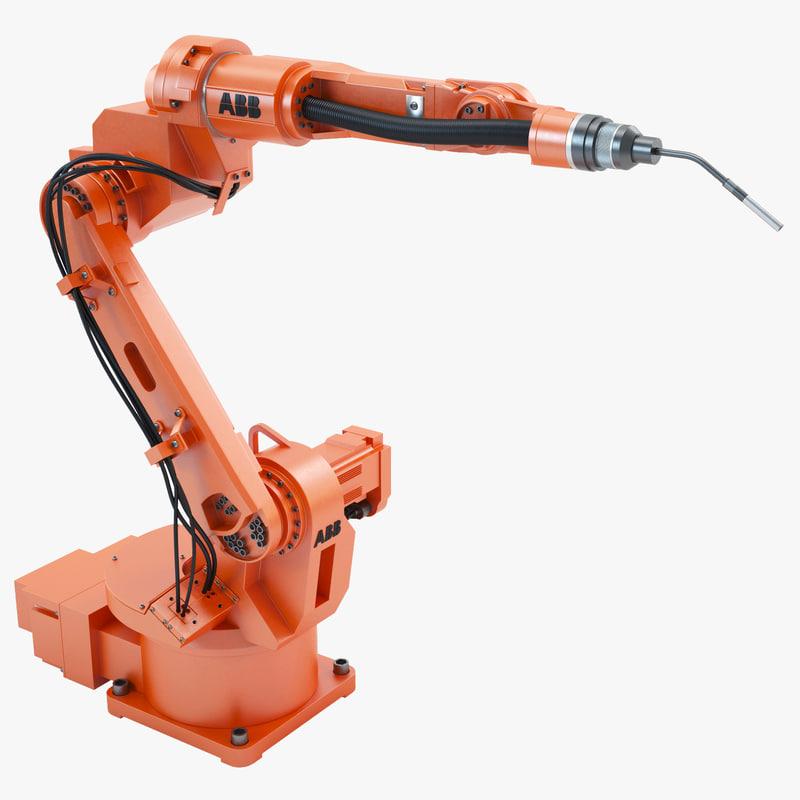 Промышленный робот ABB IRB 1520ID-1