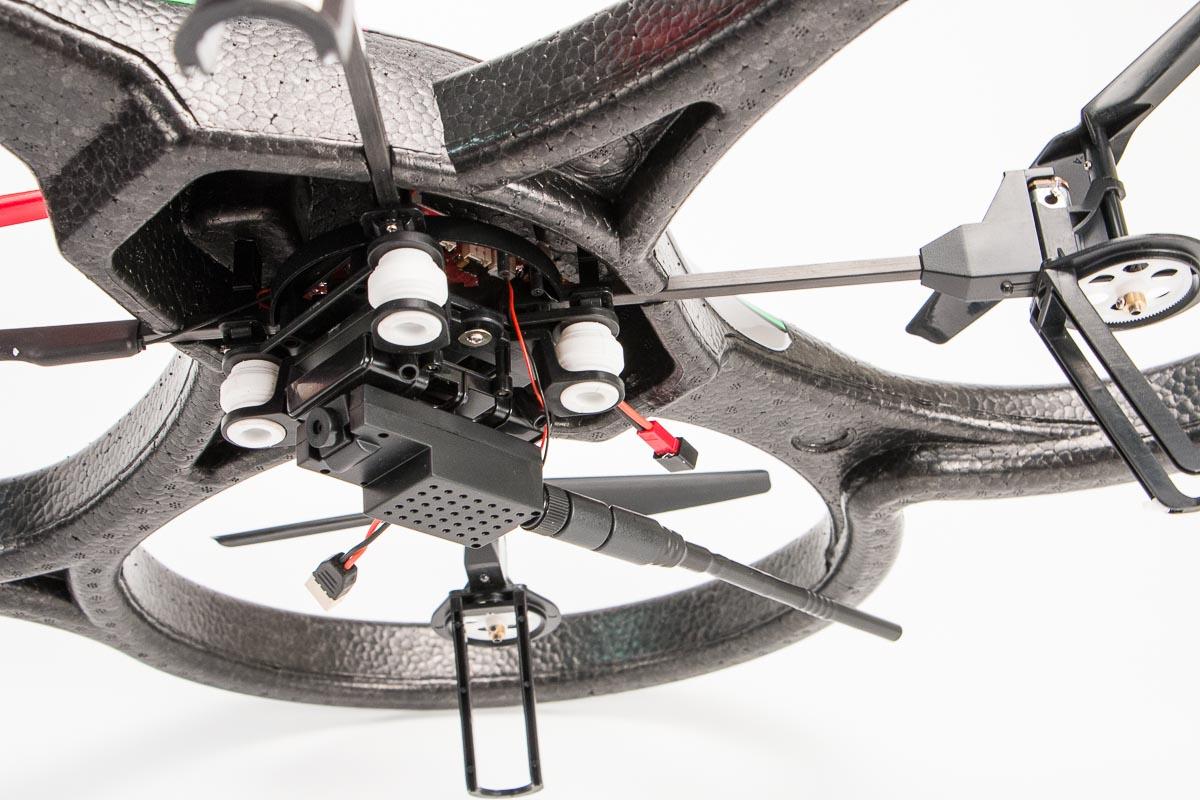 Квадрокоптер WL Toys V666N-3