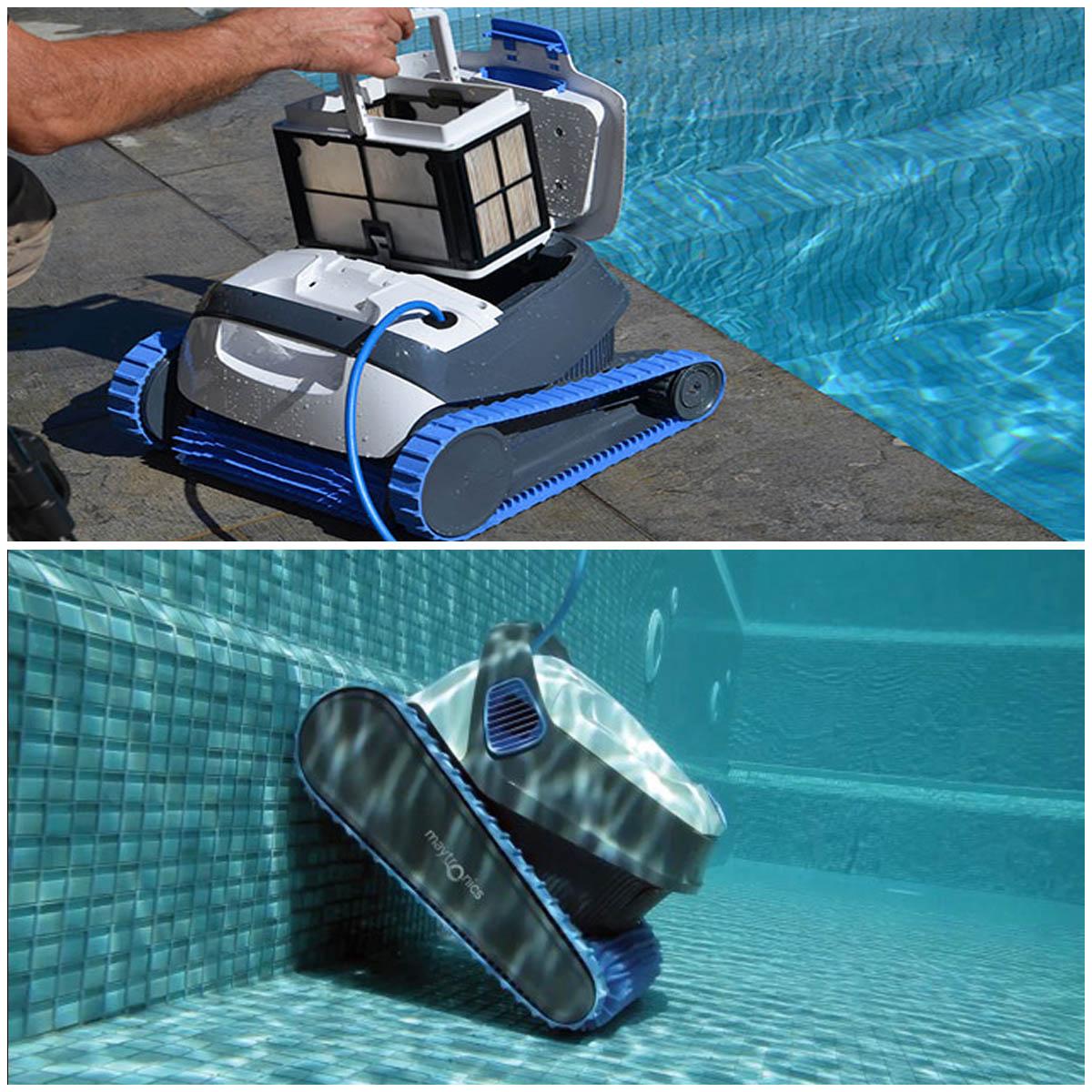 Робот для бассейна Dolphin S200-6
