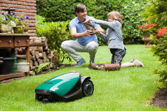 Робот-газонокосилка Robomow RC 312-2