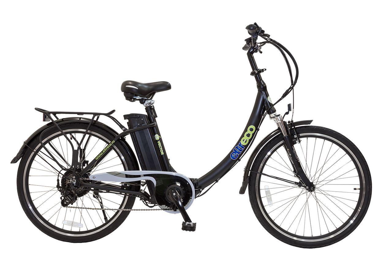 Электровелосипед Eltreco Vector 350W-3