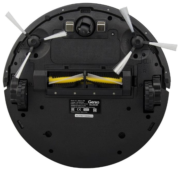 Робот-пылесос Genio Deluxe 370-4