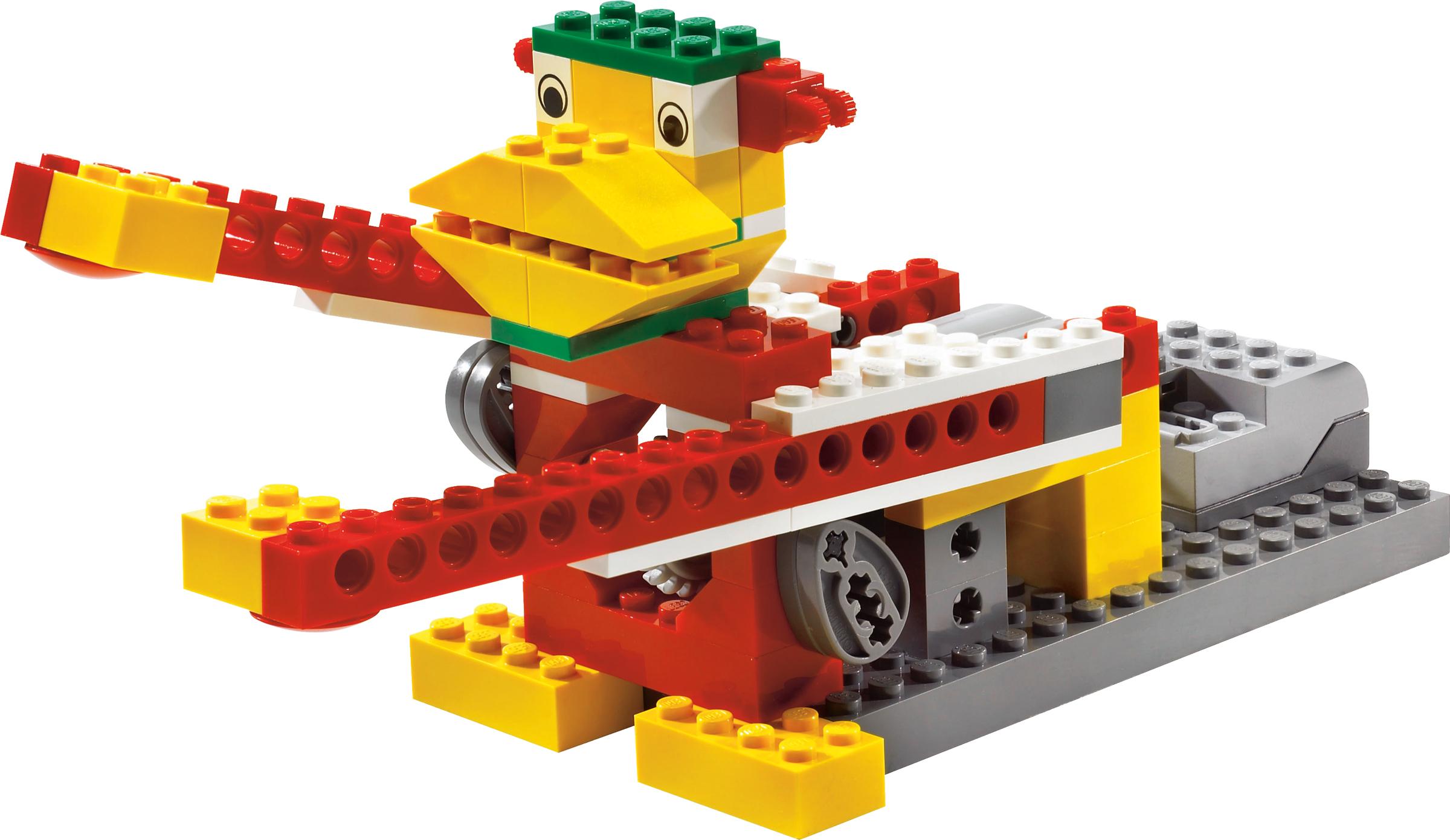 Перворобот LEGO Wedo Education-4
