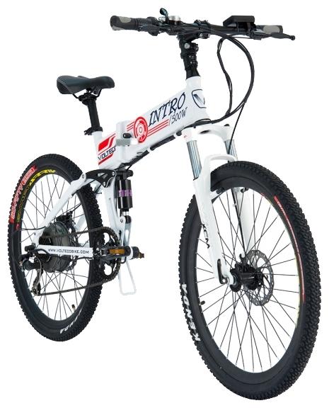 Электровелосипед Volteco Intro 500W-4