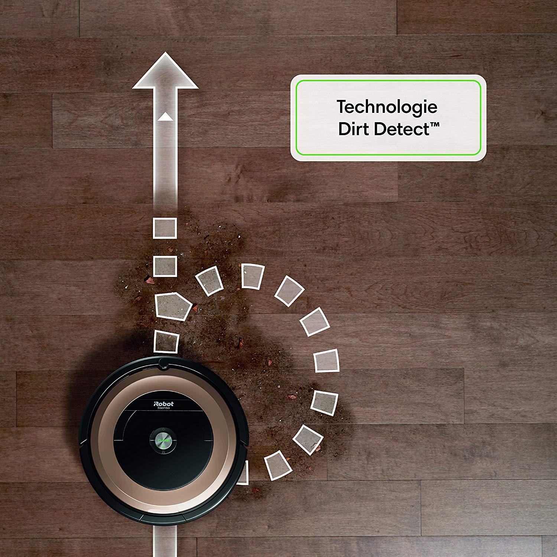 Робот-пылесос iRobot Roomba 895-6