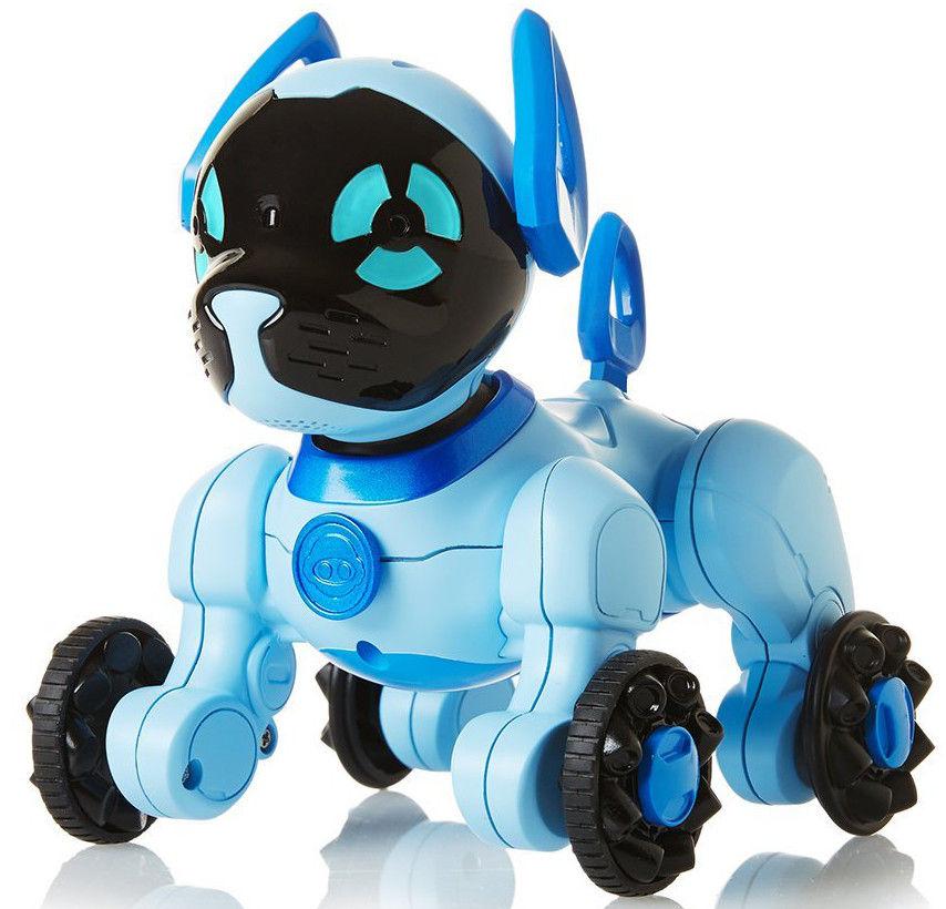 Интерактивная собака CHIP WowWee-2