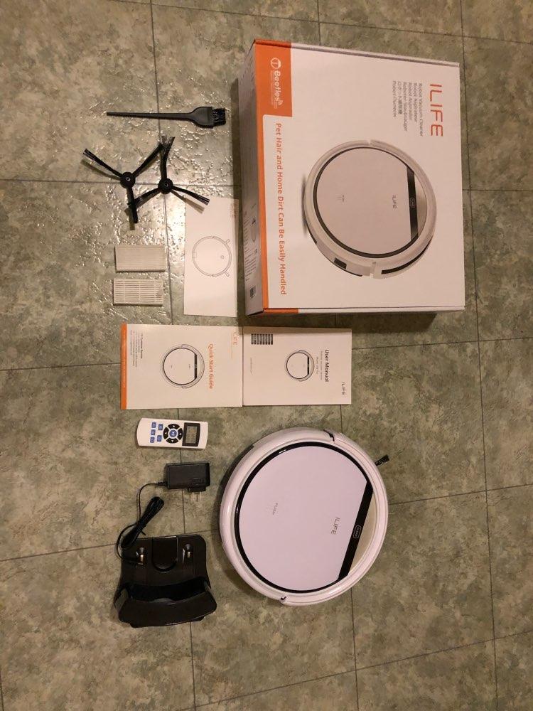 Робот пылесос iLife V3s Pro-4