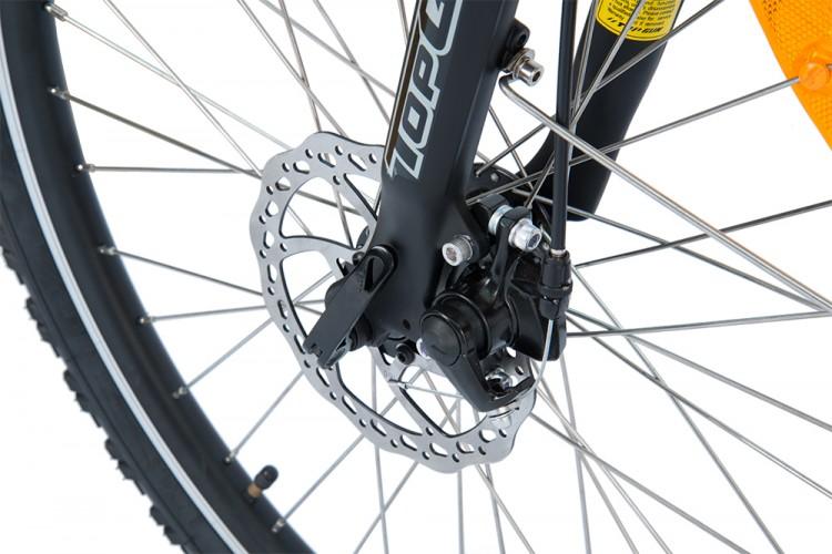 Электровелосипед WELLNESS Cross Rack 750-6
