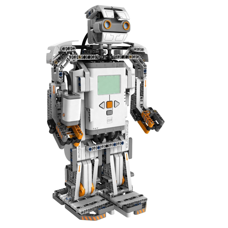 Lego перворобот NXT базовый набор-2