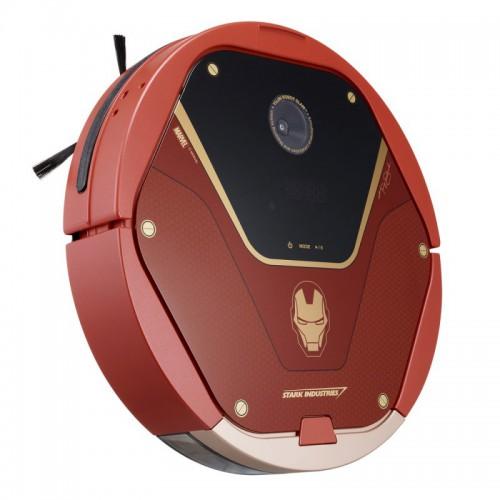 Робот-пылесос iCLEBO Arte IronMan Edition-4