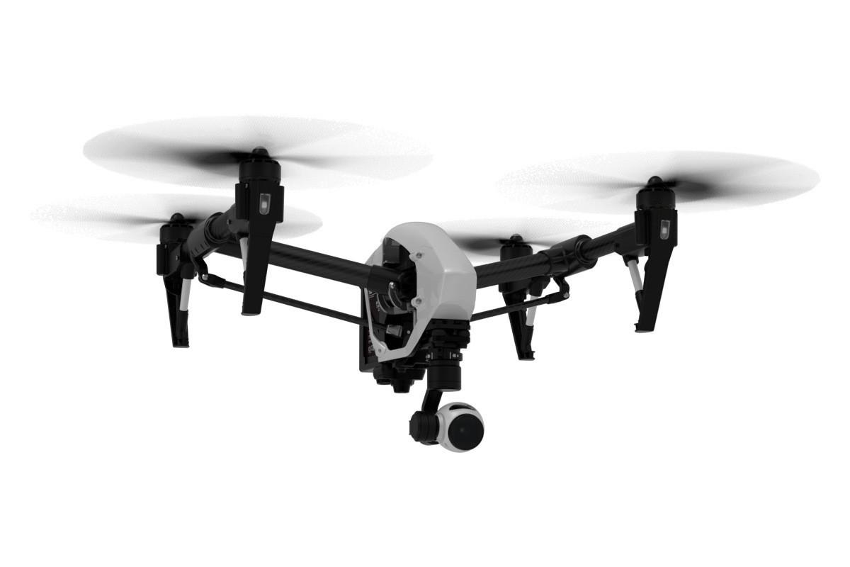 Квадрокоптер DJI Inspire 1 v2.0-2