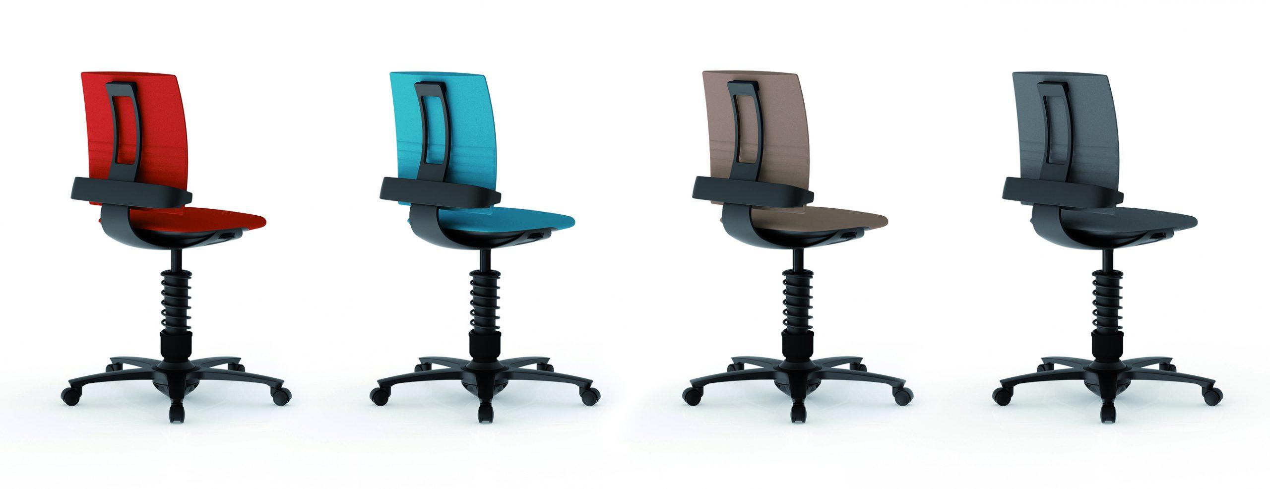 Компьютерное кресло эргономичное «Jobstick 3Dee»-3