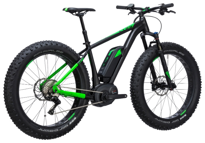Электровелосипед Cube Nutrail Hybrid 500-3