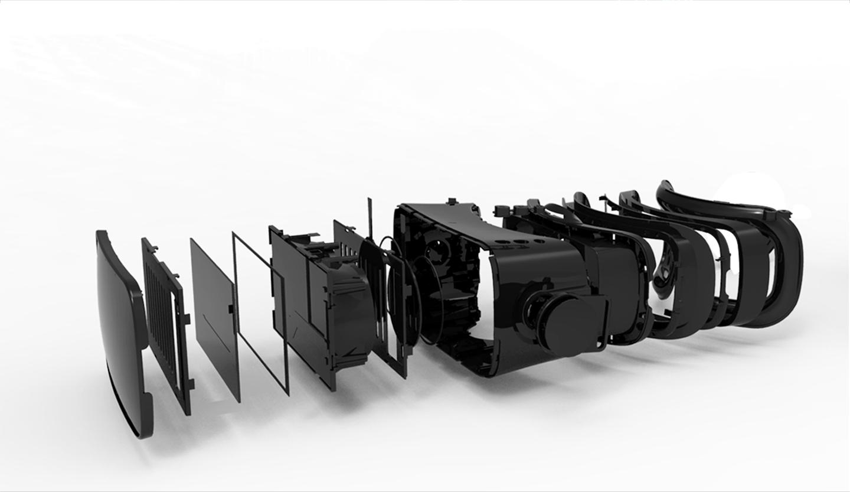 Очки виртуальной реальности Pimax 4K VR-4