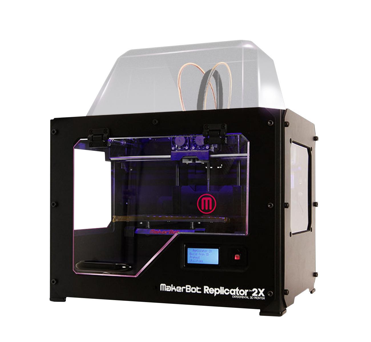 3D принтер MakerBot Replicator 2X-1