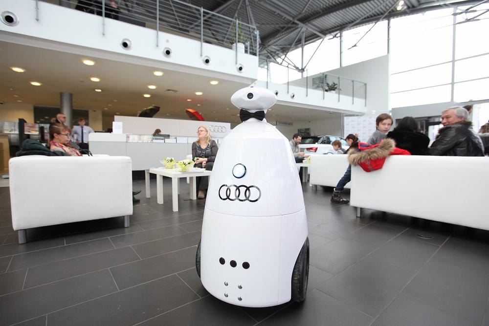 Робот для праздников и выставок (Rbot)-33