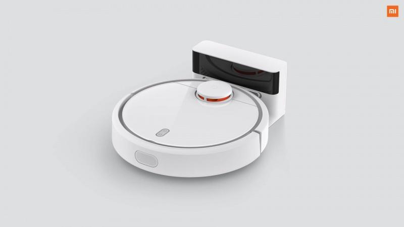 Робот-пылесос Xiaomi Mi Robot Vacuum Cleaner-5
