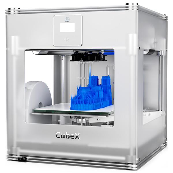 3D ПРИНТЕР CUBEX (401383)-2