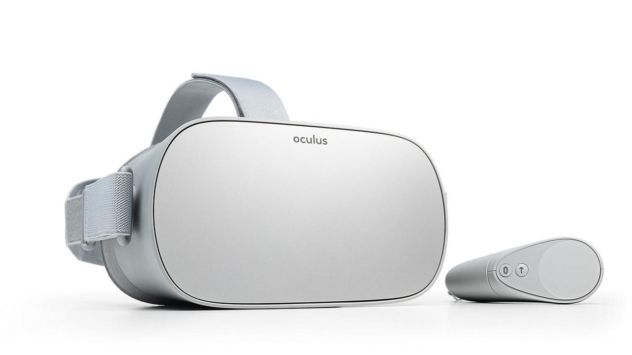 Очки виртуальной реальности Oculus Go — 32 GB-1