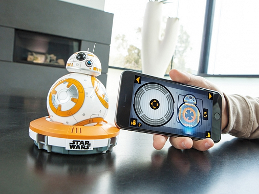 Робот-дройд BB-8-2