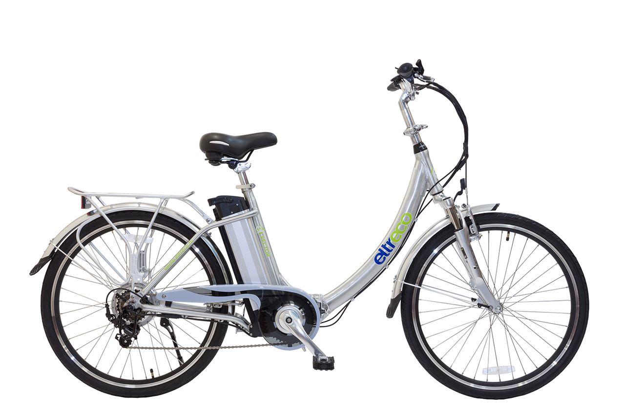 Электровелосипед Eltreco Vector 350W-9