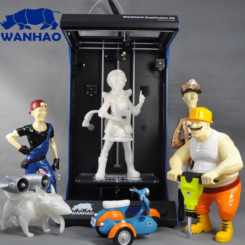 3D принтер Wanhao Duplicator 5S-6