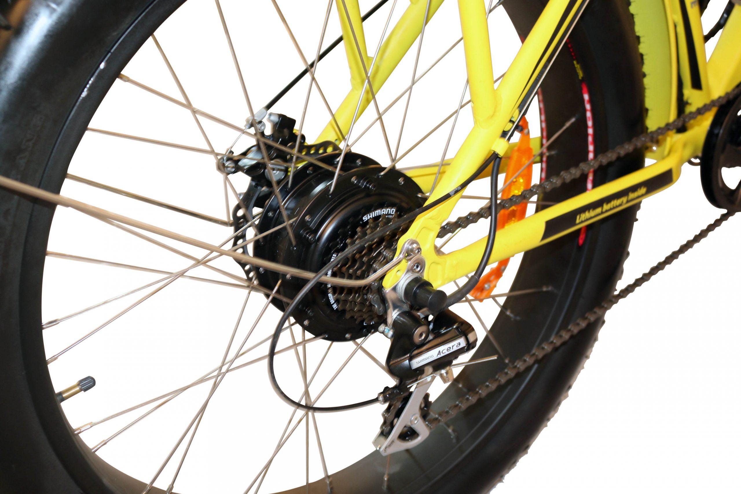 Электровелосипед Volteco Dual 1000-3