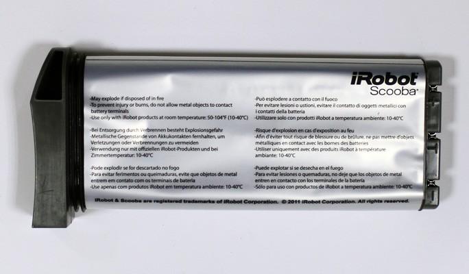 Аккумуляторная батарея для Scooba 230-1