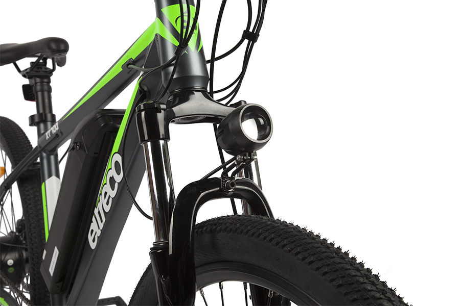 Велогибрид Eltreco XT-700-3