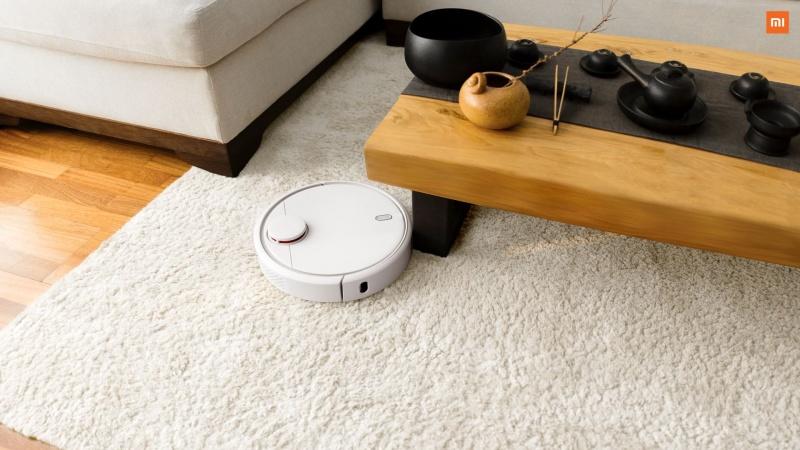 Робот-пылесос Xiaomi Mi Robot Vacuum Cleaner-3